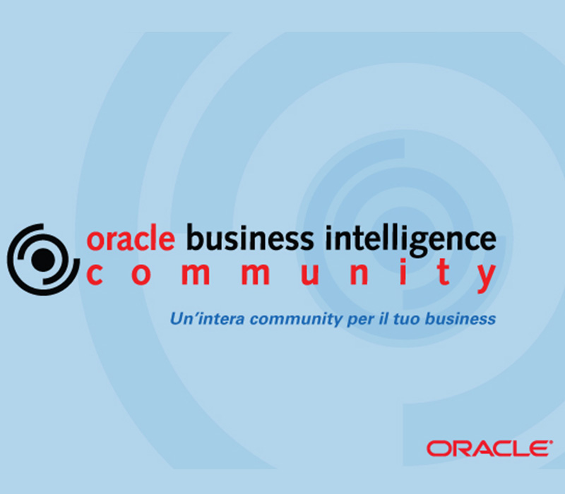 Oracle - Flyer